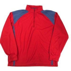 Nike Sphere Dry 1/4 Zip Golf Pullover Men's Large